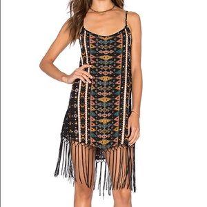 Cleobella Aquarius Dress in Tribal Print
